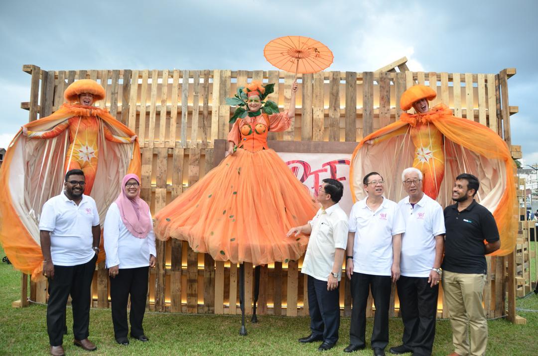 The Penang New Core City: Penang island a cultural hub, Penang mainland an innovation hub