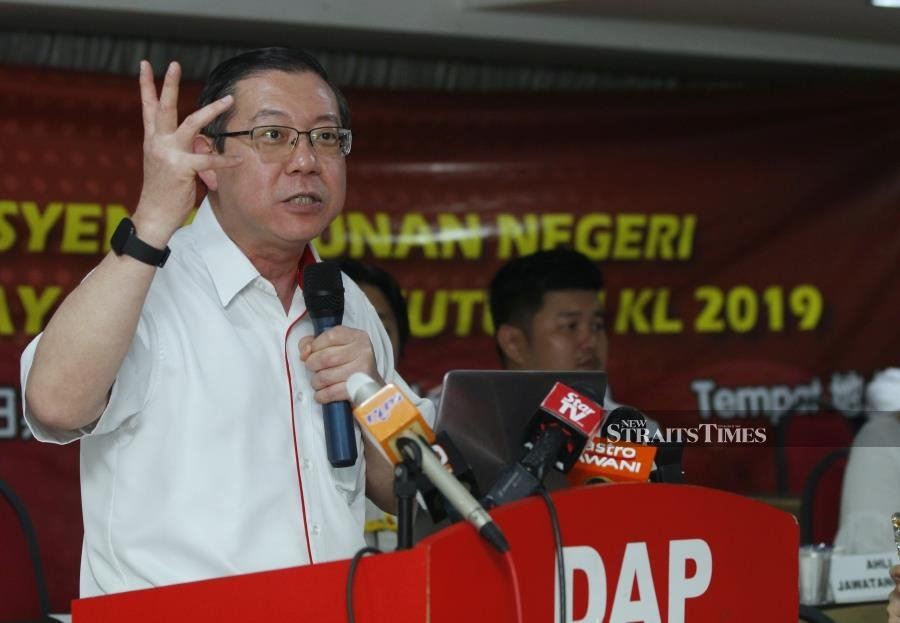 Guan Eng: 60pct of PH manisfesto promises fulfilled