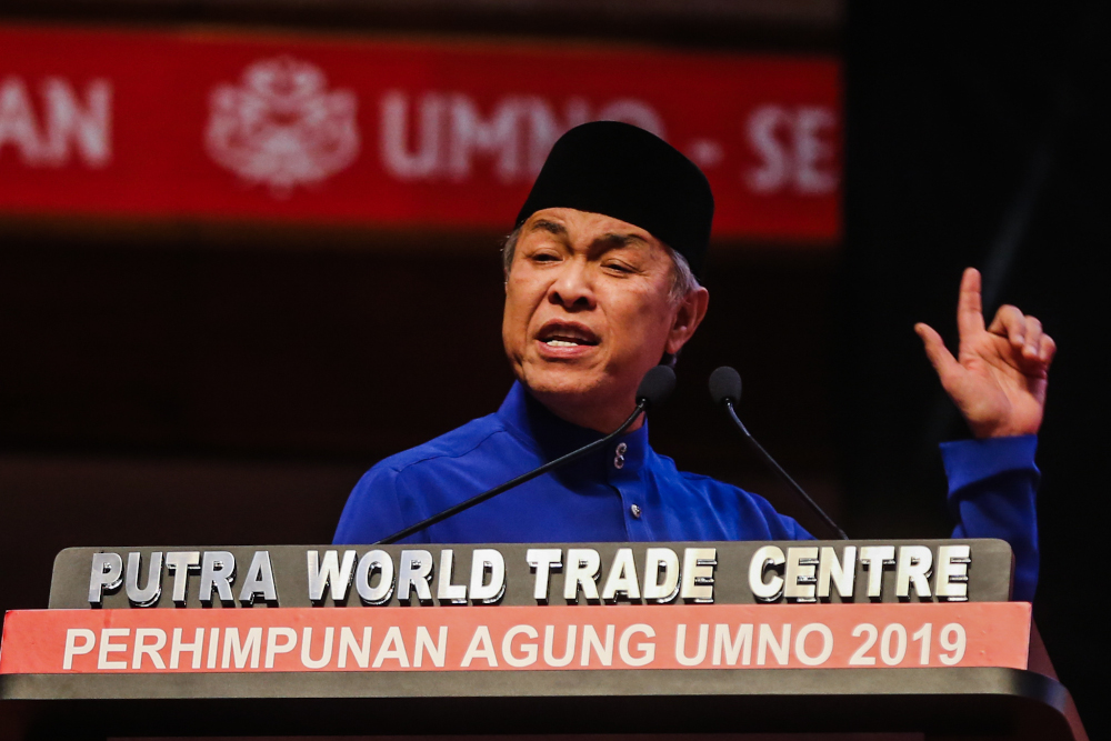 No decision on national consensus yet, says Zahid