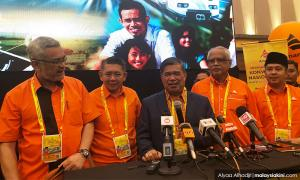 I was willing to take on a lesser role, says Amanah president