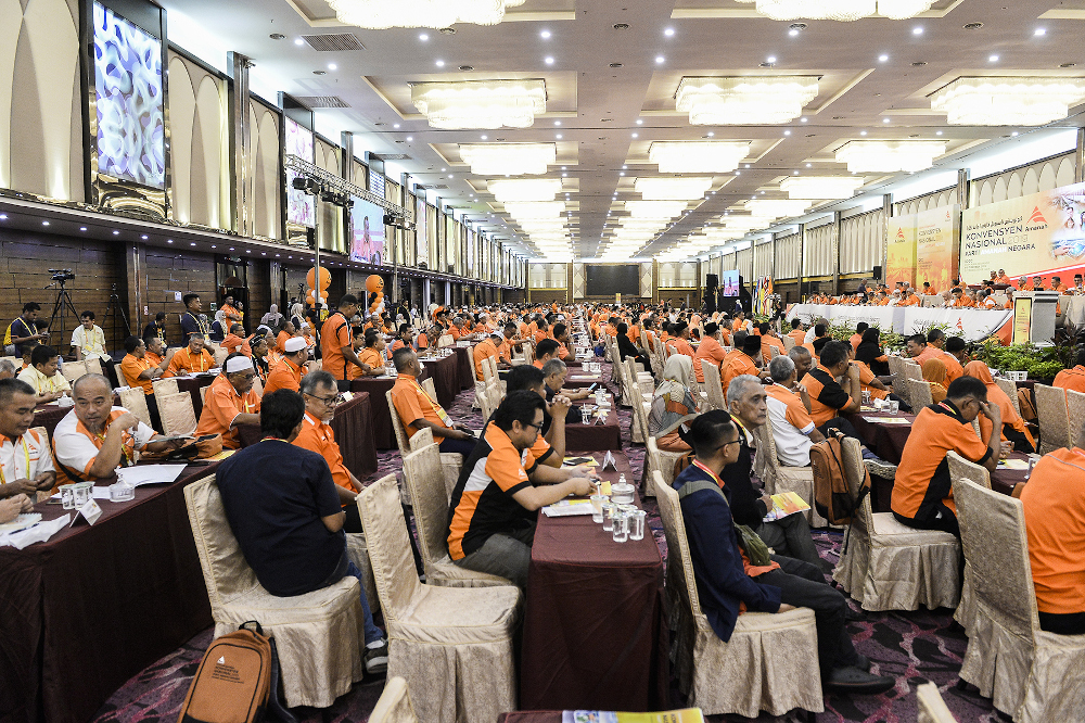 Amanah approves constitutional amendments to create VP post for Sabah or Sarawak