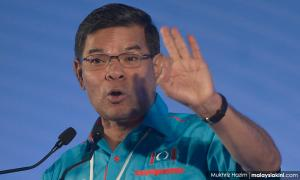 Only guilty individuals speak of being sacked, says Saifuddin