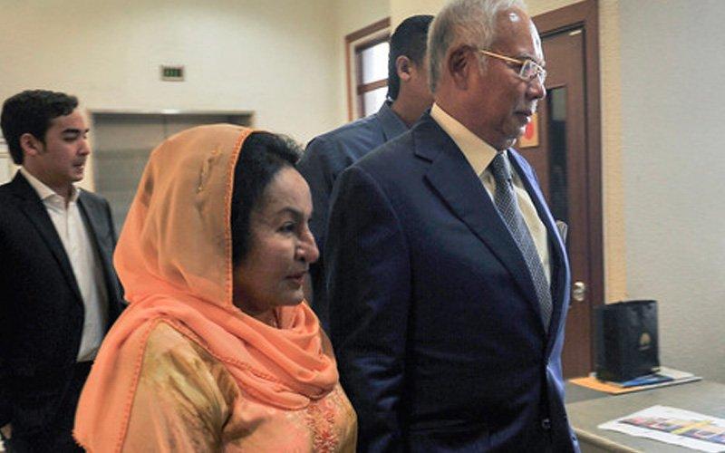 Najib says he bought RM466,330 watch for Rosmah on her birthday in Hawaii