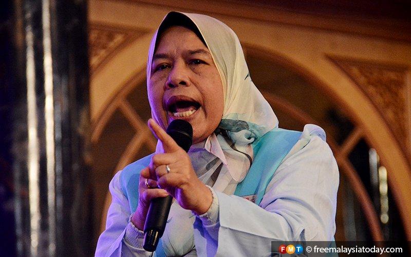 PKR leaders unite in solidarity with Zuraida