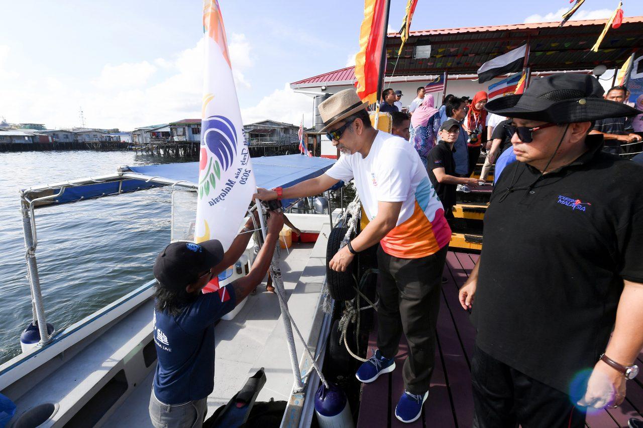 Semporna gets 200 tourist boats boost for VM2020