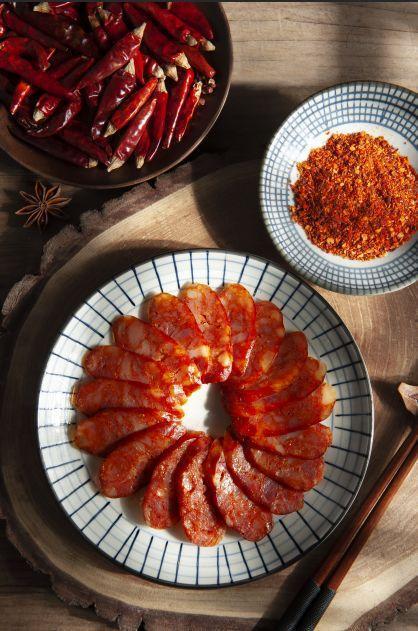 """「美食菜谱」四川人过年""""炫富""""的方式,是从吃香肠开始"""