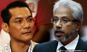 Azwanddin apologises, to pay RM90k for using 'P' word on Waytha