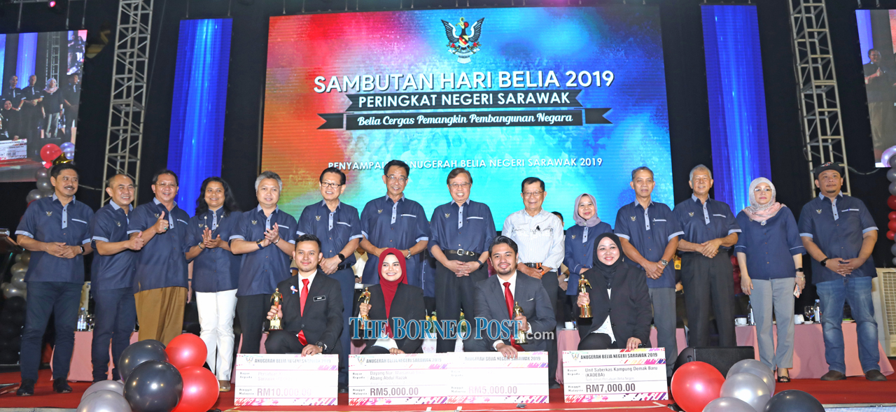 'Youth study crucial in drawing plans for young Sarawakians'