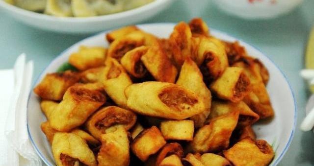 秦皇岛特色美食:炸千子,虽是上不得台面的小吃,但代表家乡味道