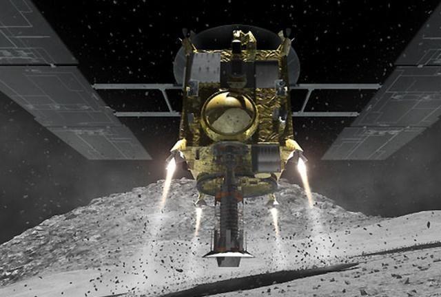 """价值八百亿美金!几百万公里外的""""龙宫"""",让日本探测器为难了"""