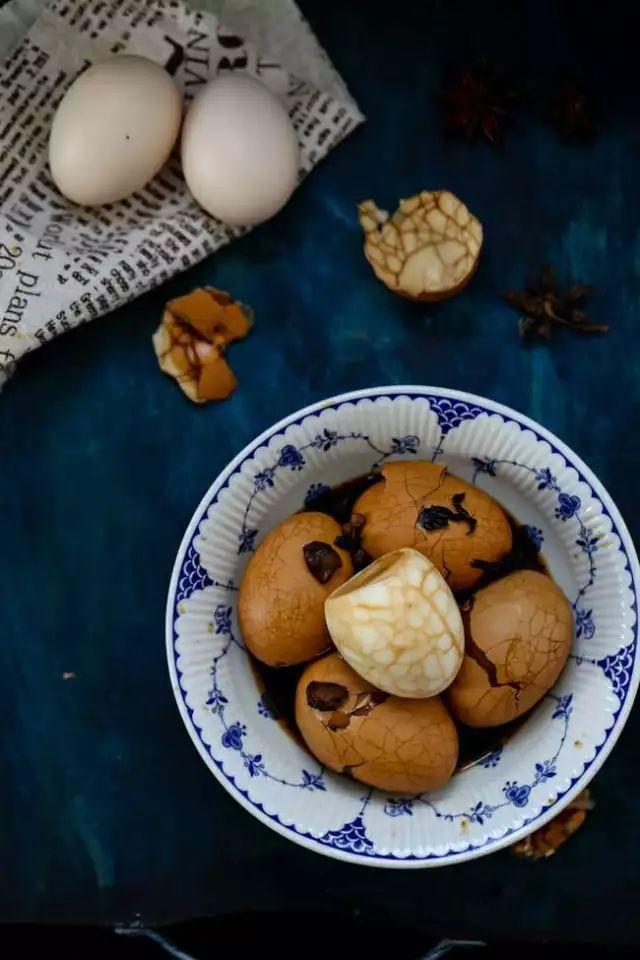 80岁老奶奶的五香茶叶蛋秘方,学一次受用一辈子!