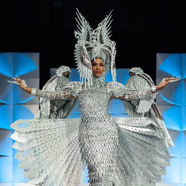 Sorry, Malaysia – turns out Philippines won the Miss Universe costume competition