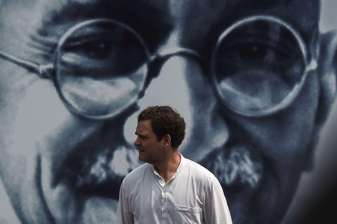 When will Rahul reclaim post?: Statesman columnist