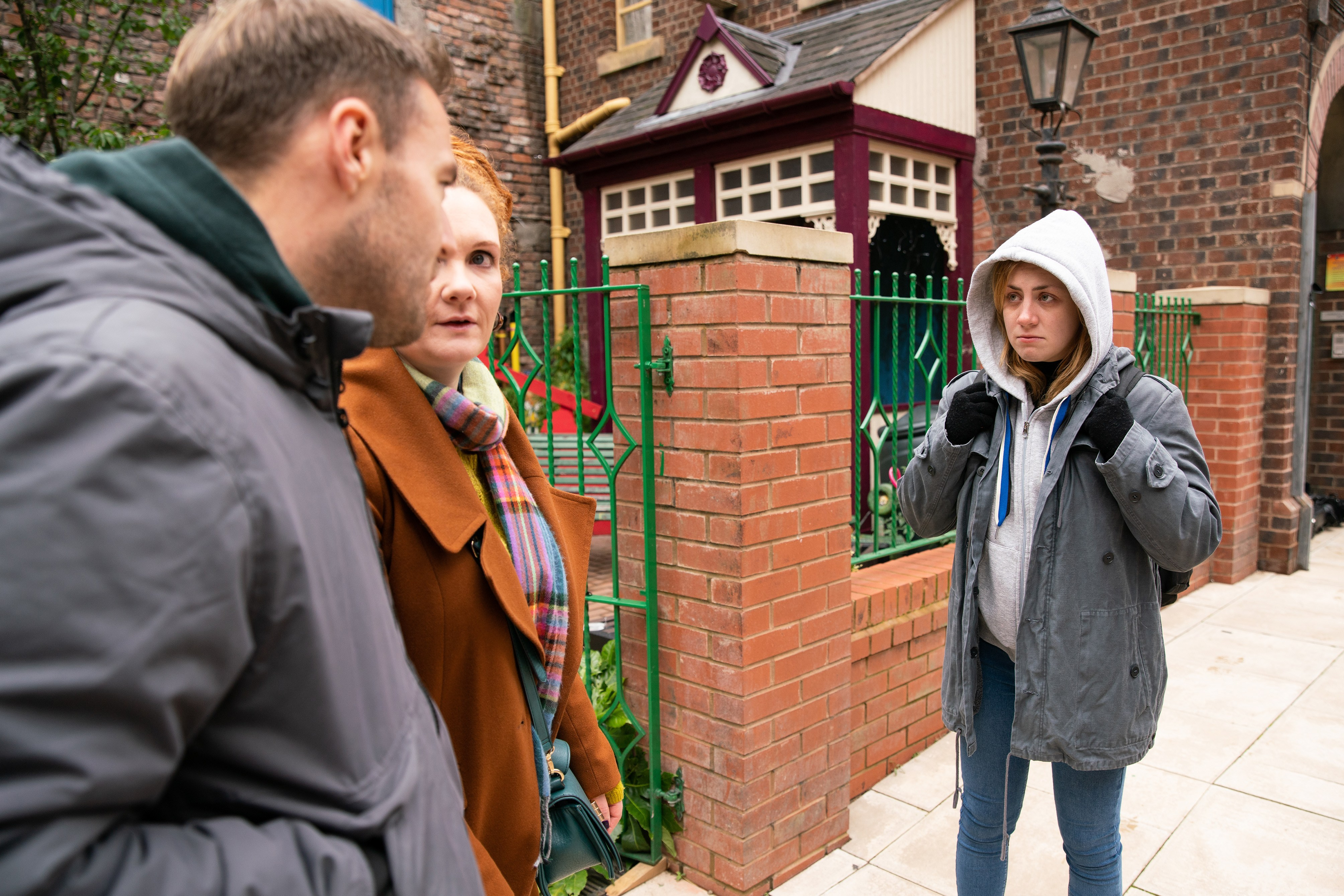 Coronation Street Christmas spoilers: Homeless twist for evil Jade Rowan — but what is she up to?