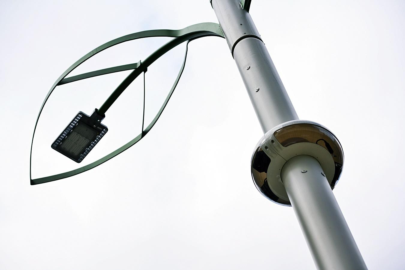 智慧灯柱摄影机 拟改用热能探测器