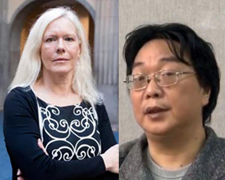 瑞典前驻华大使被起诉 涉安排桂民海女儿与中国商人会面