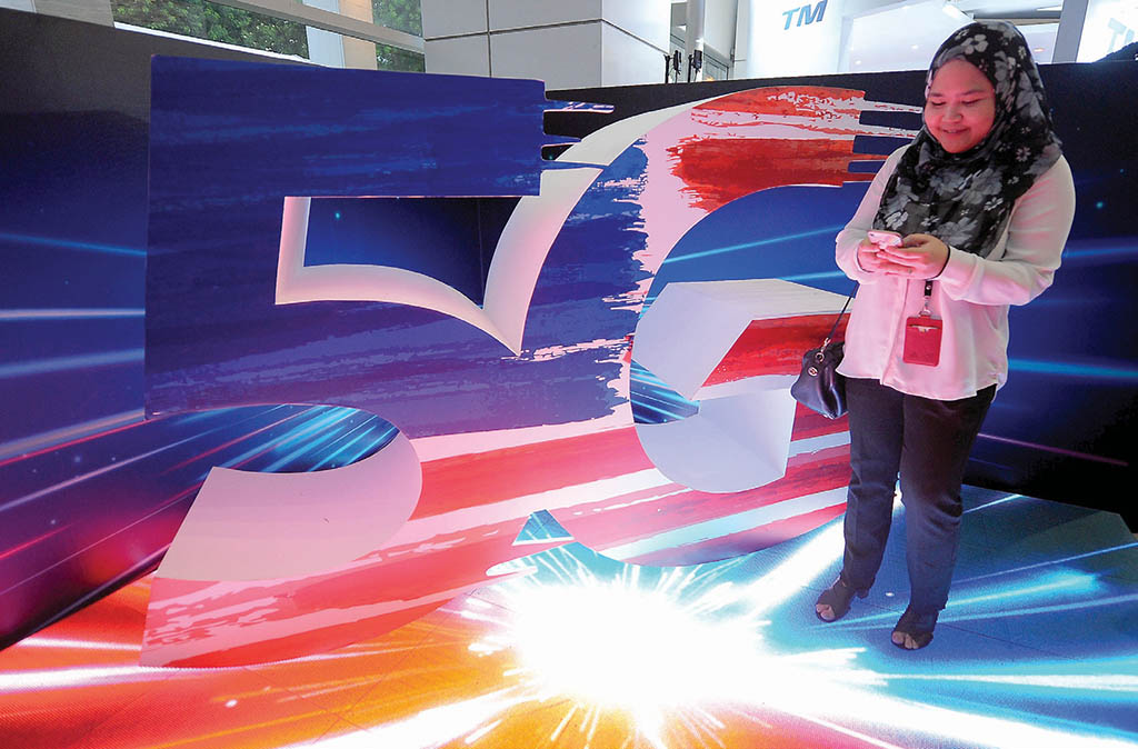 TM conducts 1st SA dedicated 5G trial on C-band, 700MHz