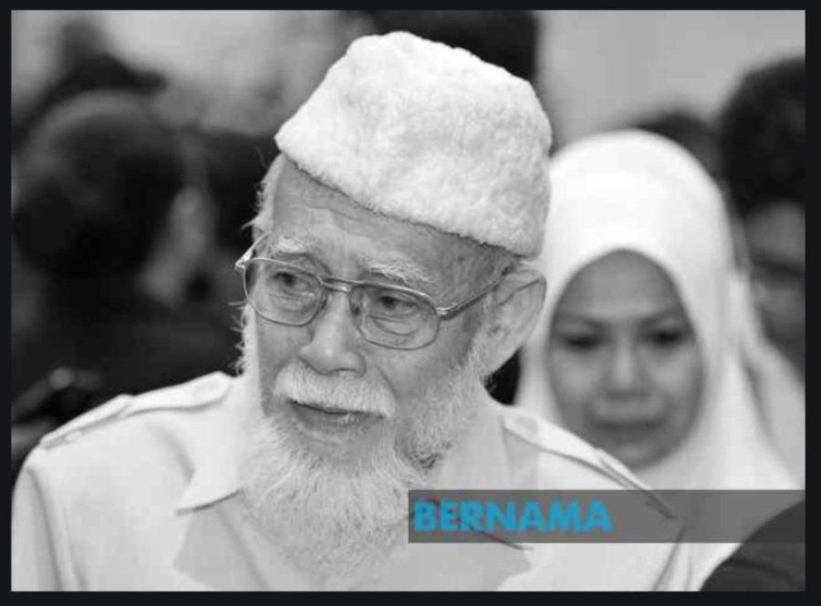 Deputy Prime Minister Dr Wan Azizah's father dies