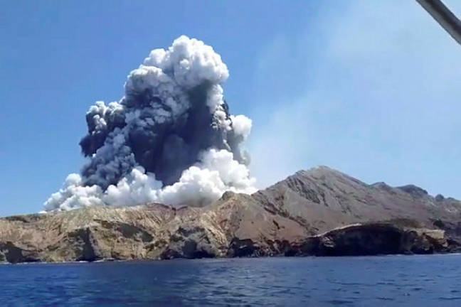 Envoy: At least one M'sian dead in NZ volcano eruption