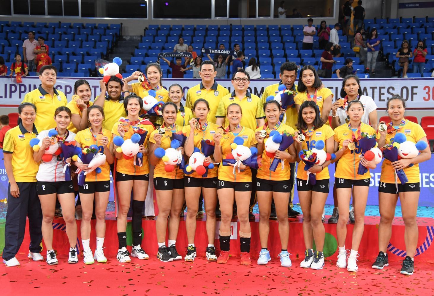 Thai juggernaut wrests second spot