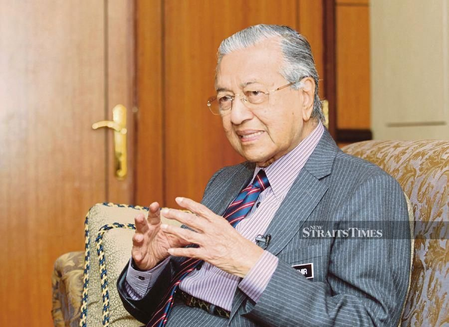 'Okinawa village shop' system could help B40 Malaysians, says Dr M