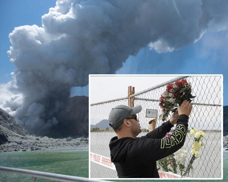 新西兰火山爆发恐13死34伤 8人失踪包括1男1女港人