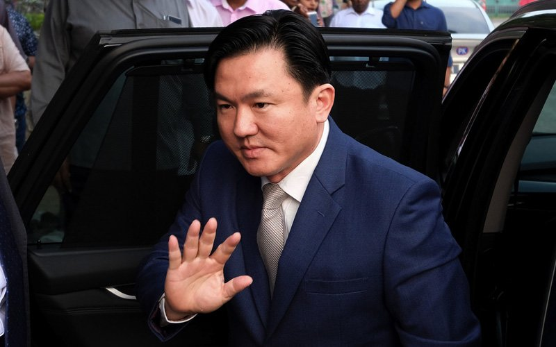 Police pledge detailed probe into burglary at Paul Yong's house
