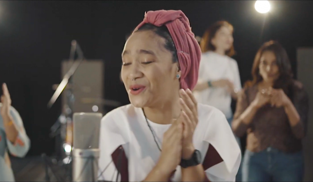 Malaysian psoriasis patients create music video backed by Novartis