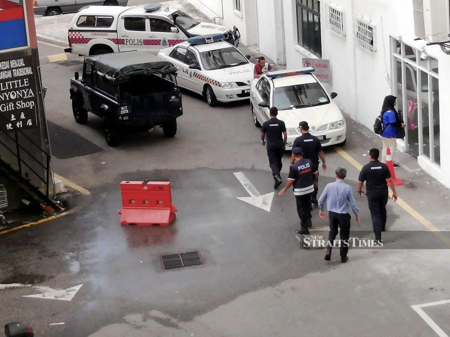 Man with depression jumps to his death from 18th floor of Melaka hotel