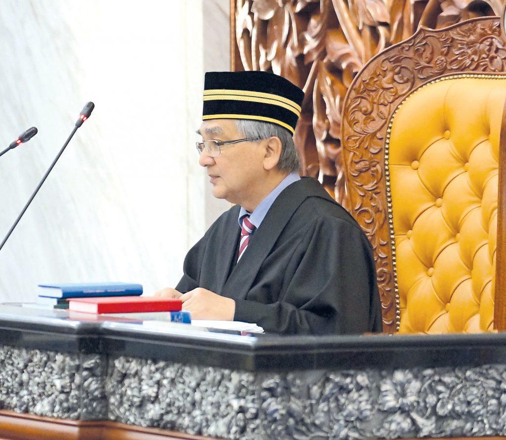 Dewan Rakyat speaker confirms Kimanis by-election