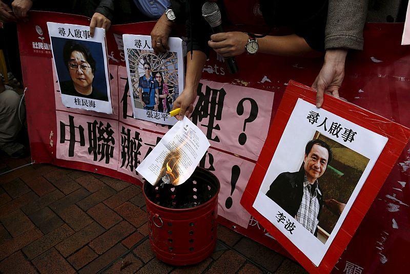 Sweden summons Chinese ambassador to demand release of Gui Minhai