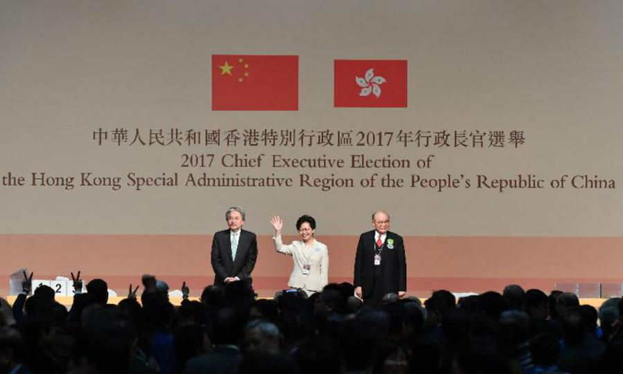 HK Chief Executive 'can be picked by consultation'