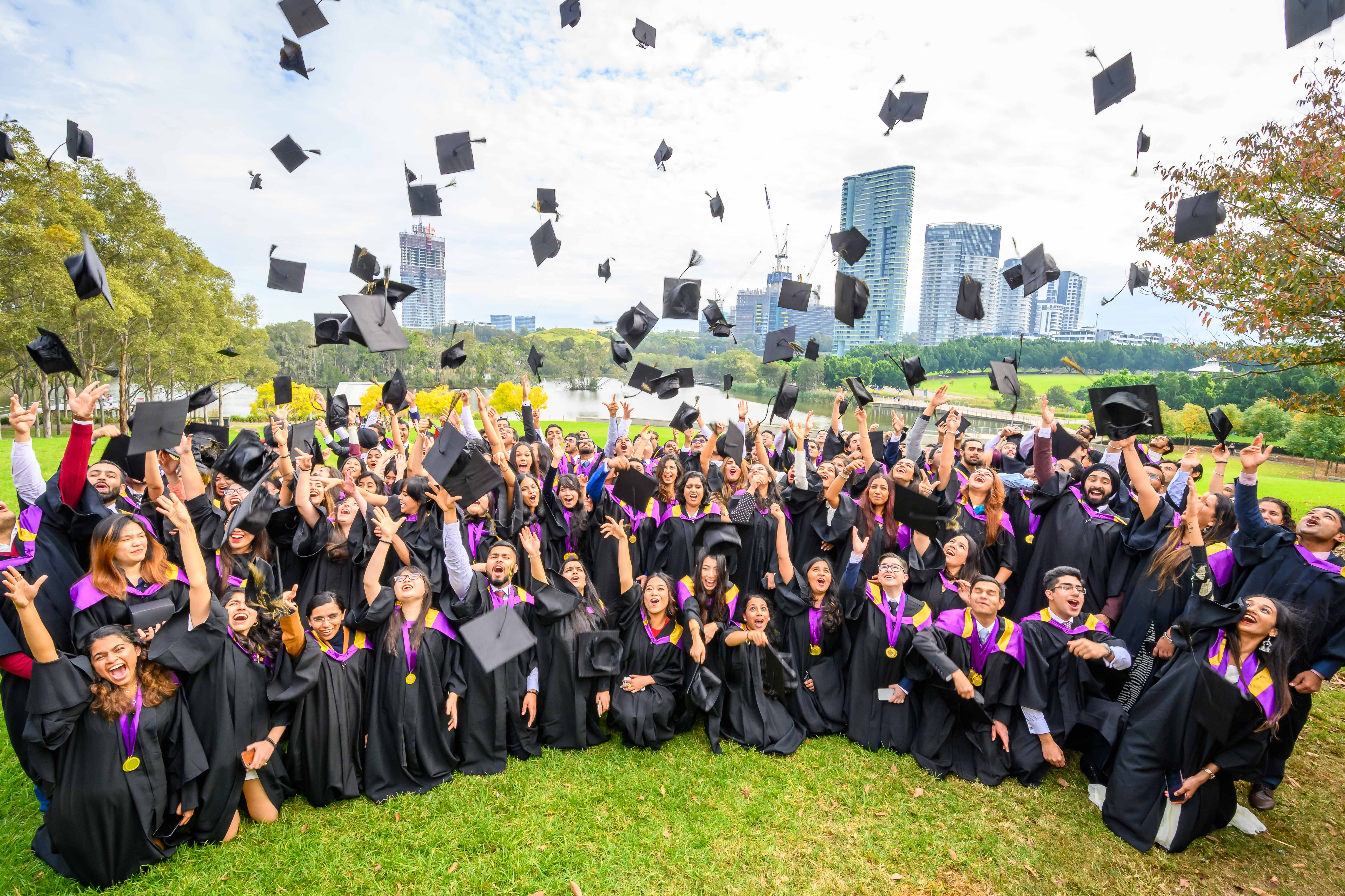 Australia emerges as the top employment location for SP Jain's Undergraduates from the Class of 2019