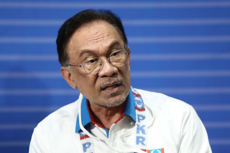 Anwar says will cooperate with police over former PKR researcher's sexual misconduct claim