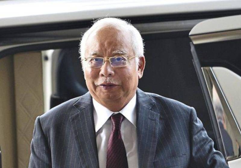Najib: $152,000 watch given to Rosmah was to make up for holiday