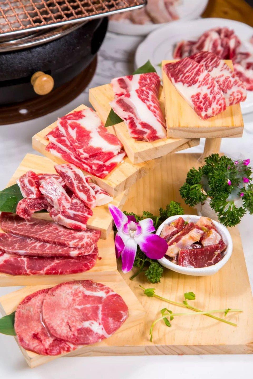 宝藏级烤肉,牛肉牛舌吃到爽!