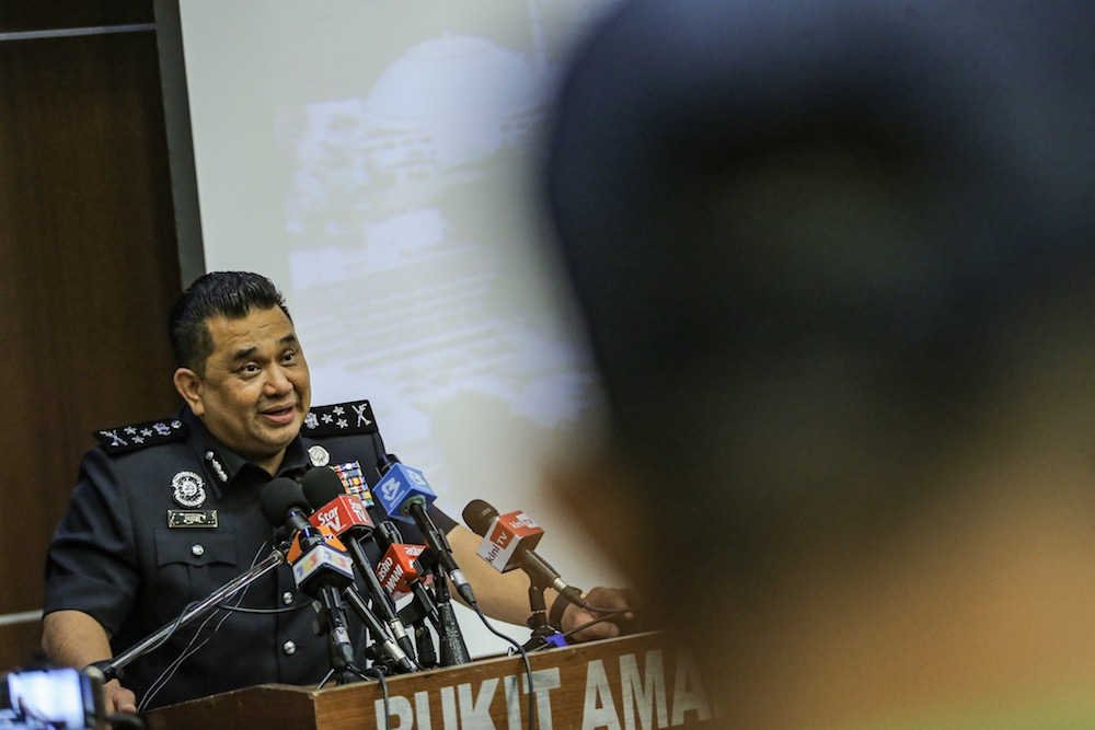 Police identify nine associations involved in ex-CPM gathering
