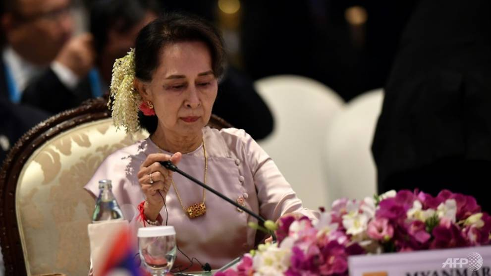 Commentary: Myanmar doing rather well despite the Lady hauled to Hague for Rohingya's plight