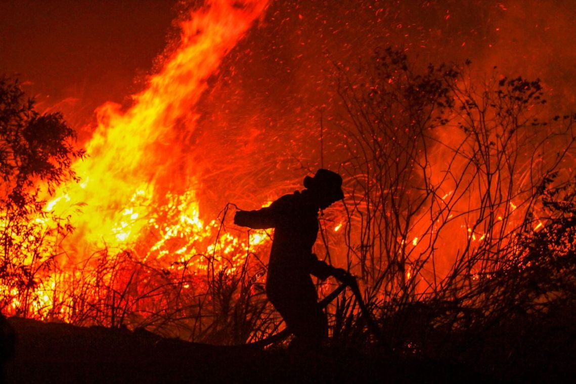 World Bank says Indonesia forest fires cost US$5.2 billion in economic losses