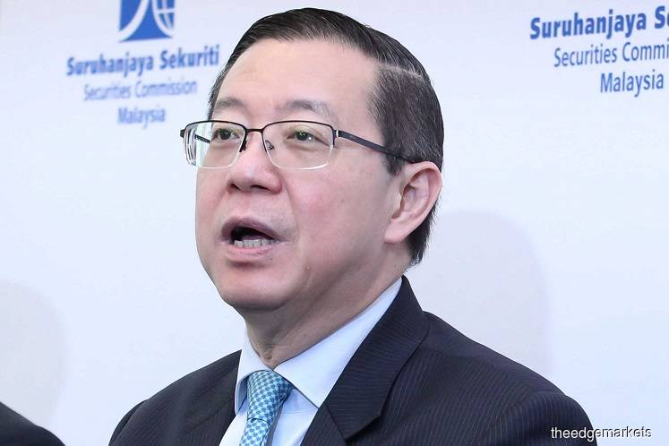 MoF continues financial administration reforms to make Malaysia a kleptocracy-free nation — Lim