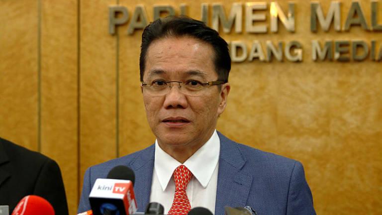 Govt advancing human rights agenda: Liew