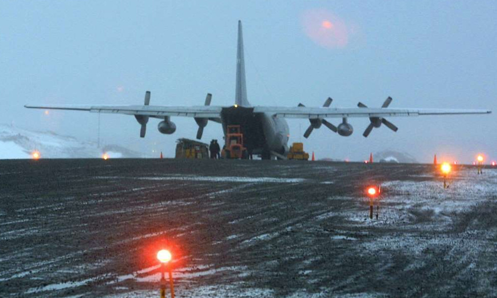 Chile military plane crashes near Antarctic with 38 on board