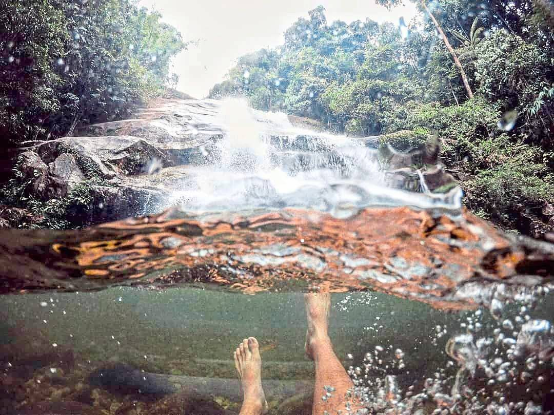 Waterfall destinations within reach