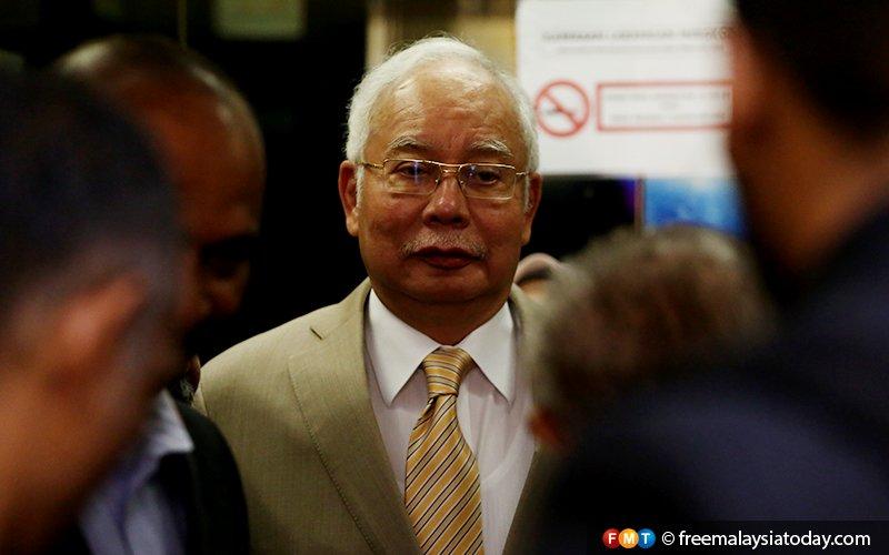 Saudi royal family shortchanged me £40 million, Najib tells court