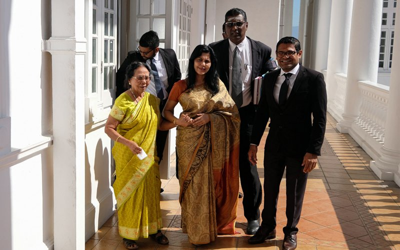 Woman seeks to be party in suit on Samy Vellu's mental condition