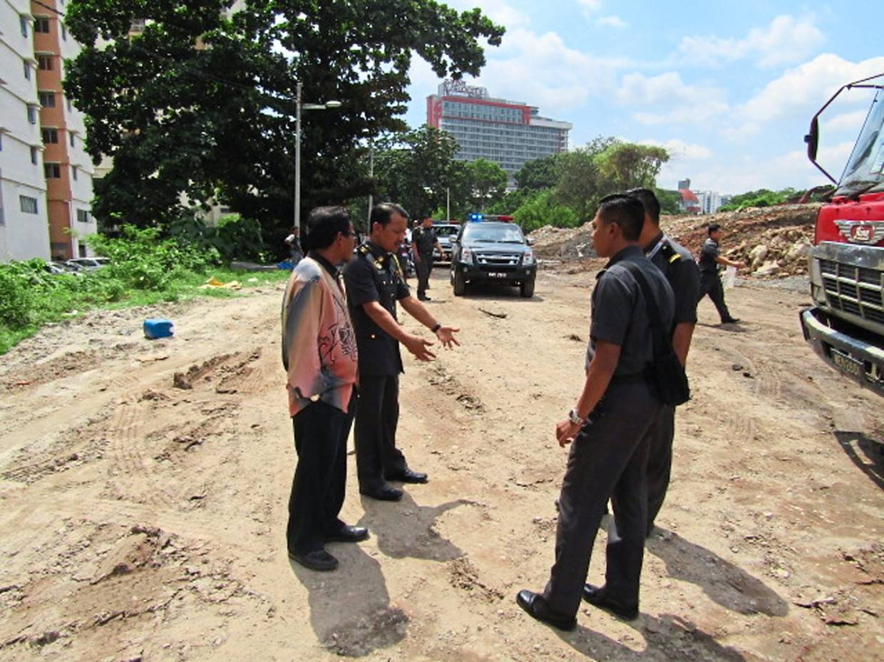 Illegal dumping culprits brought to book