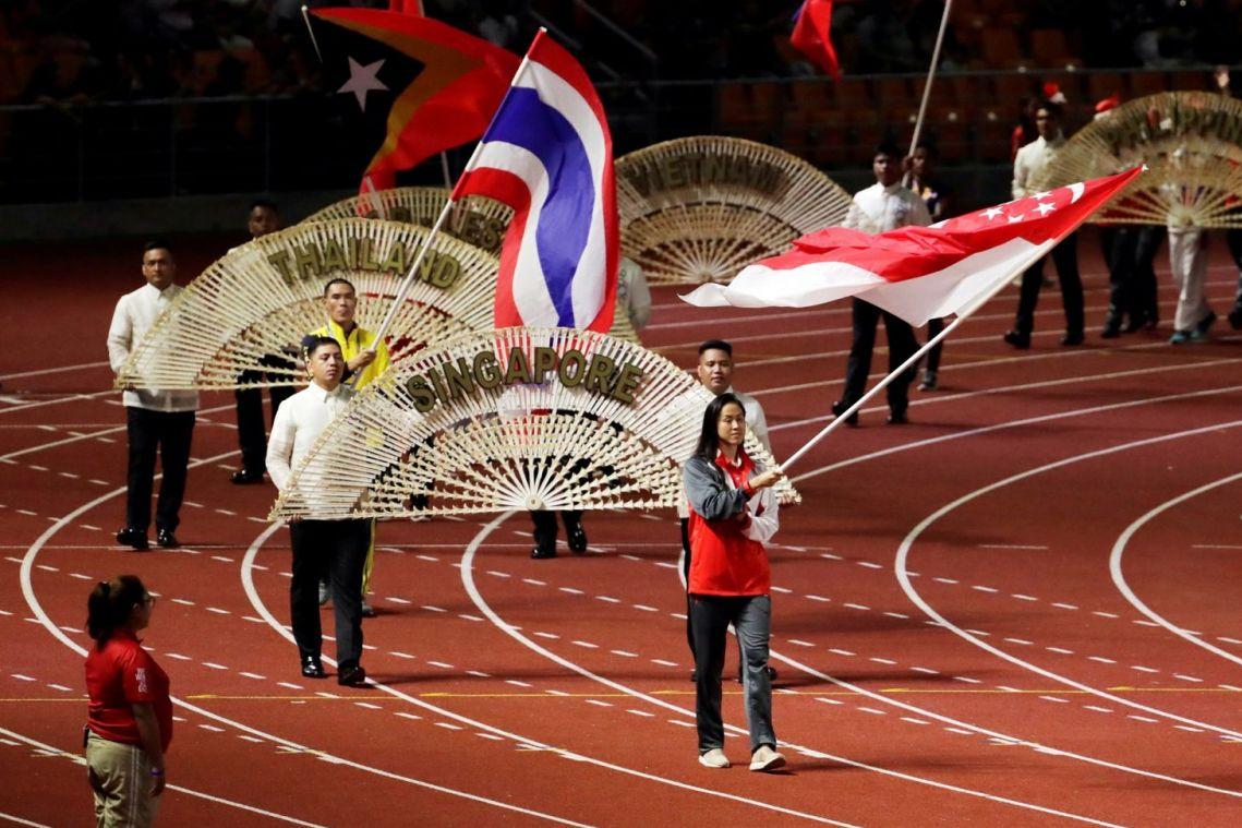 Philippines hails 'world-class' SEA Games despite stormy start