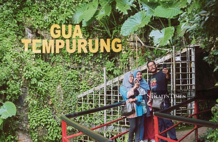 Perak, Penang and Kedah record an increase in tourist arrivals