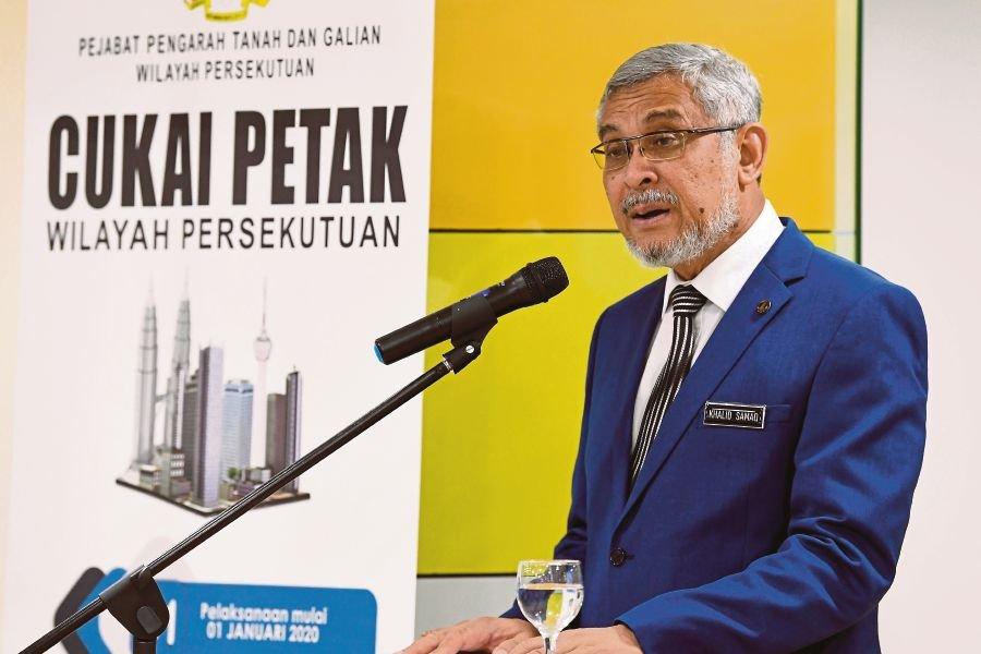 Khalid Samad: Parcel rent to replace quit rent for KL strata developments