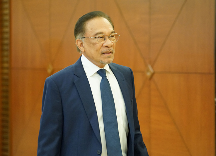 Anwar to cooperate with police on sexual misconduct probe
